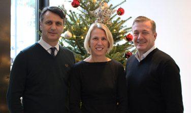 LSG Group | Executive Board | Christmas | Thank you